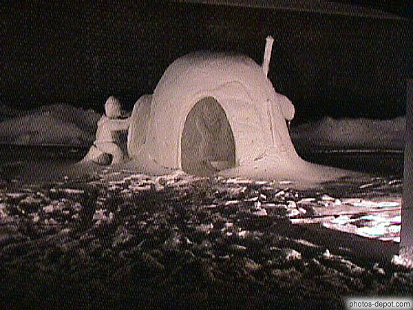 Igloo photo