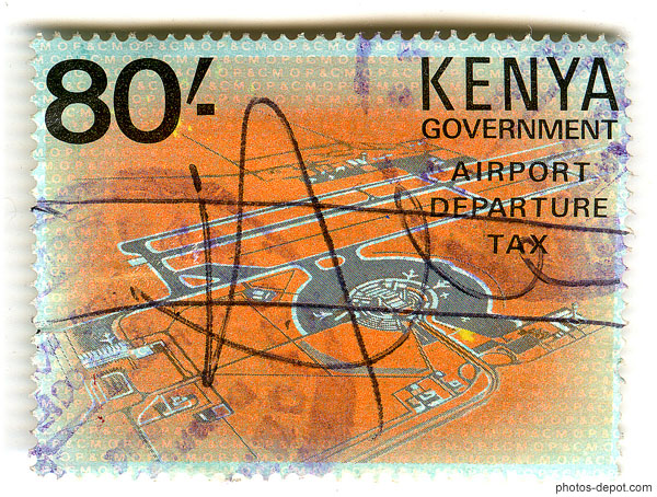 timbre Kenya airport departure tax 80 photo