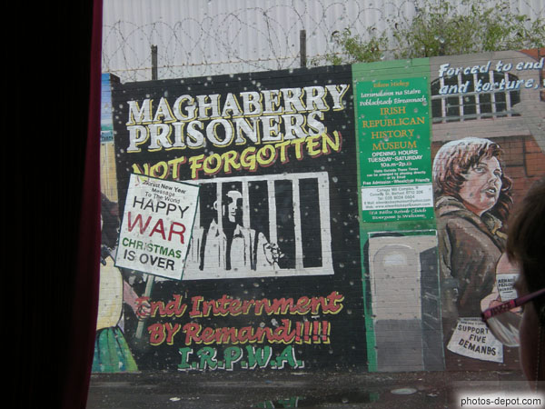 Maghaberry prosoners not forgotten photo