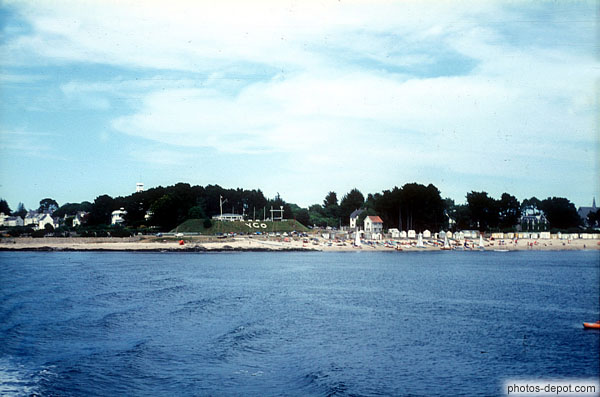 plage et yatch club photo